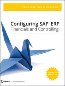 Configuring SAP ERP Financials and Controlling av Peter Jones og John Burger (Innbundet)