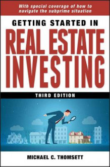 Getting Started in Real Estate Investing av Michael C. Thomsett (Heftet)