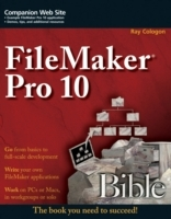 FileMaker Pro 10 Bible av Ray Cologon (Heftet)