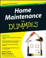 Home Maintenance for Dummies, Second Edition av James Carey og Morris Carey (Heftet)