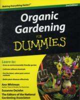 Organic Gardening For Dummies av Ann Whitman, Suzanne DeJohn og The National Gardening Association (Heftet)
