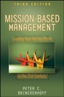 Mission-Based Management av Peter C. Brinckerhoff (Innbundet)