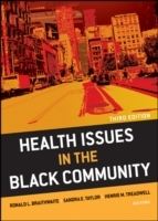Health Issues in the Black Community (Innbundet)