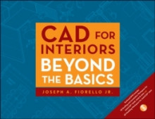 CAD for Interiors av Joseph A. Fiorello (Heftet)