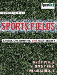 Sports Fields av Jim Puhalla, Jeffrey V. Krans og Michael Goatley (Innbundet)
