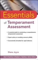 Essentials of Temperament Assessment av Diana Joyce (Heftet)