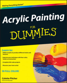 Acrylic Painting For Dummies av Colette Pitcher (Heftet)