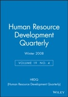 Human Resource Development Quarterly Winter 2008 av HRDQ (Human Resource Development Quarterly) (Heftet)