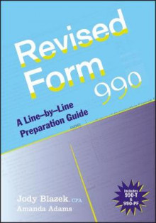 Revised Form 990: WITH Website av Jody Blazek og Amanda Adams (Heftet)