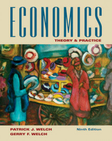 Economics: Theory and Practice, 9th Edition av Patrick J. Welch og Gerry F. Welch (Heftet)