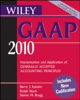 Wiley GAAP 2010: Interpretation and Application of Generally Accepted Accou av Er Black, Steven M. Bragg, Barry J. Epstein og Ralph Nach (Heftet)