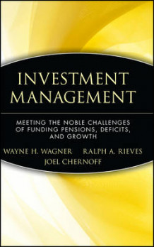 Investment Management (Innbundet)