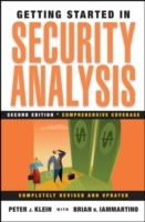 Getting Started in Security Analysis av Peter J. Klein og Brian R. Iammartino (Heftet)