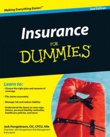 Insurance For Dummies av Jack Hungelmann (Heftet)