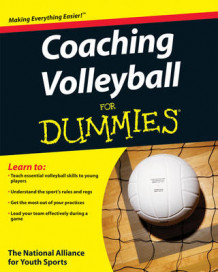 Coaching Volleyball For Dummies av The National Alliance for Youth Sports (Heftet)