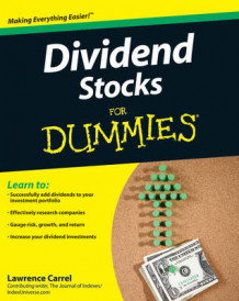 Dividend Stocks for Dummies av Lawrence Carrel (Heftet)