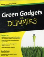 Green Gadgets For Dummies av Joe Hutsko (Heftet)