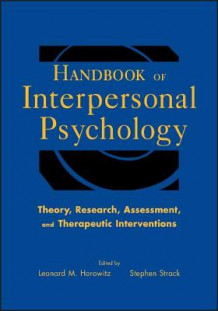 Handbook of Interpersonal Psychology (Innbundet)