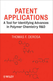 Patent Applications av Thomas F. DeRosa (Innbundet)