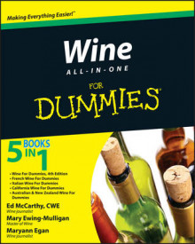 Wine All-in-One For Dummies av Consumer Dummies, Ed McCarthy, Mary Ewing-Mulligan og Maryann Egan (Heftet)