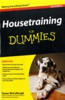 Housetraining For Dummies av Susan McCullough (Heftet)