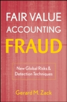 Fair Value Accounting Fraud av Gerard M. Zack (Innbundet)