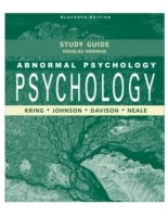 Abnormal Psychology, Study Guide, 11th Edition av Gerald C. Davison, Sheri L. Johnson, Ann M. Kring og Neale (Heftet)