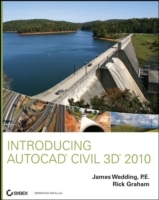 Introducing AutoCAD Civil 3D 2010 av Wedding og Rick Graham (Heftet)