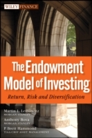 The Endowment Model of Investing av Martin L. Leibowitz, Anthony Bova og P. Brett Hammond (Innbundet)