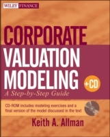 Corporate Valuation Modeling av Keith A. Allman (Heftet)