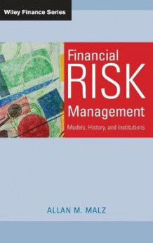 Financial Risk Management av Alan M. Malz (Innbundet)