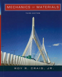 Mechanics of Materials av Roy R. Craig (Innbundet)