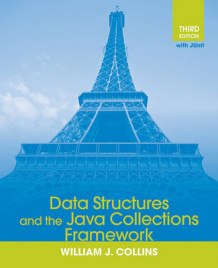 Data Structures and the Java Collections Framework av William J. Collins (Heftet)