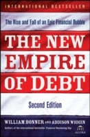 The New Empire of Debt av Will Bonner, Addison Wiggin og Agora (Innbundet)