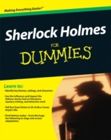 Sherlock Holmes For Dummies av Steven Doyle og David A. Crowder (Heftet)