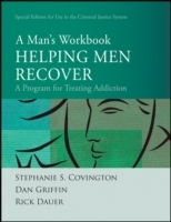 Helping Men Recover av Stephanie S. Covington, Dan Griffin og Rick Dauer (Heftet)