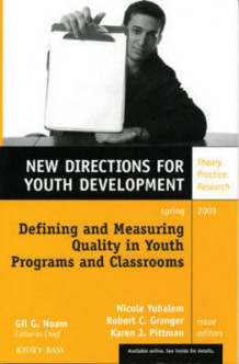 Defining and Measuring Quality in Youth Programs and Classrooms av YD (Heftet)