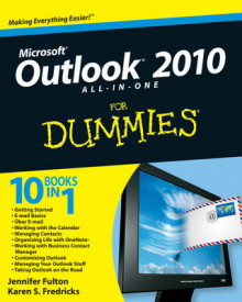 Outlook 2010 All-in-One for Dummies av Jennifer Fulton og Karen S. Fredricks (Heftet)