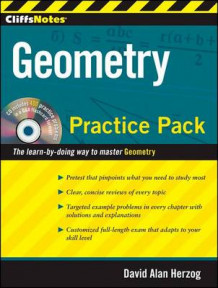 CliffsNotes Geometry Practice Pack av David Alan Herzog (Heftet)
