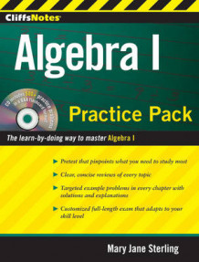 CliffsNotes Algebra I Practice Pack av Mary Jane Sterling (Heftet)