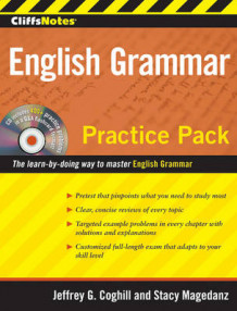 CliffsNotes English Grammar Practice Pack av Jeff Coghill og Stacy Magedanz (Heftet)