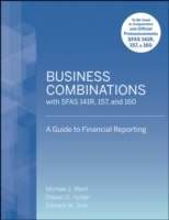 Business Combinations with SFAS 141 R, 157, and 160 av Michael J. Mard, Steven D. Hyden og Edward W. Trott (Heftet)