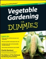 Vegetable Gardening for Dummies, Second Edition av Charlie Nardozzi og National Gardening Association (Heftet)