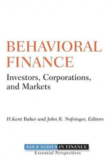 Behavioral Finance (Innbundet)