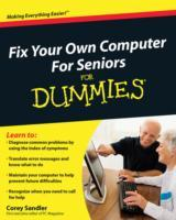 Fix Your Own Computer for Seniors For Dummies av Corey Sandler (Heftet)