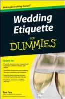 Wedding Etiquette For Dummies av Sue Fox (Heftet)