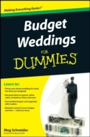 Budget Weddings For Dummies av Meg Schneider (Heftet)