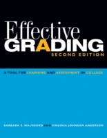Effective Grading av Barbara E. Walvoord og Virginia Johnson Anderson (Heftet)