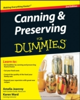 Canning and Preserving For Dummies av Amelia Jeanroy og Karen Ward (Heftet)