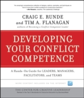 Developing Your Conflict Competence av Craig E. Runde og Tim A. Flanagan (Innbundet)